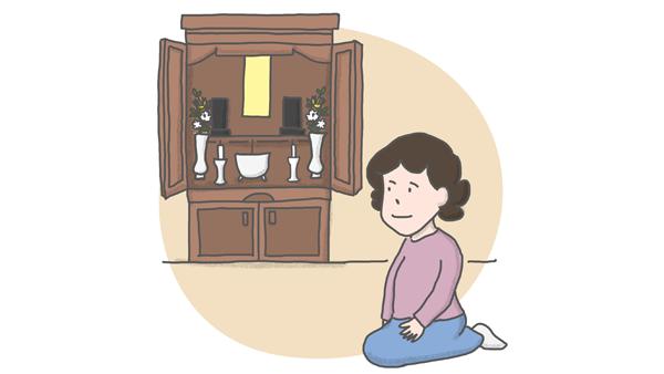 自分が仏壇を受継いだ後、継承者がいません。 お仏壇はどうすればいいのでしょうか?仕舞い方を教えて下さい。
