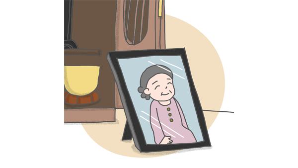 お仏壇に故人の写真を飾ってもよいのでしょうか?