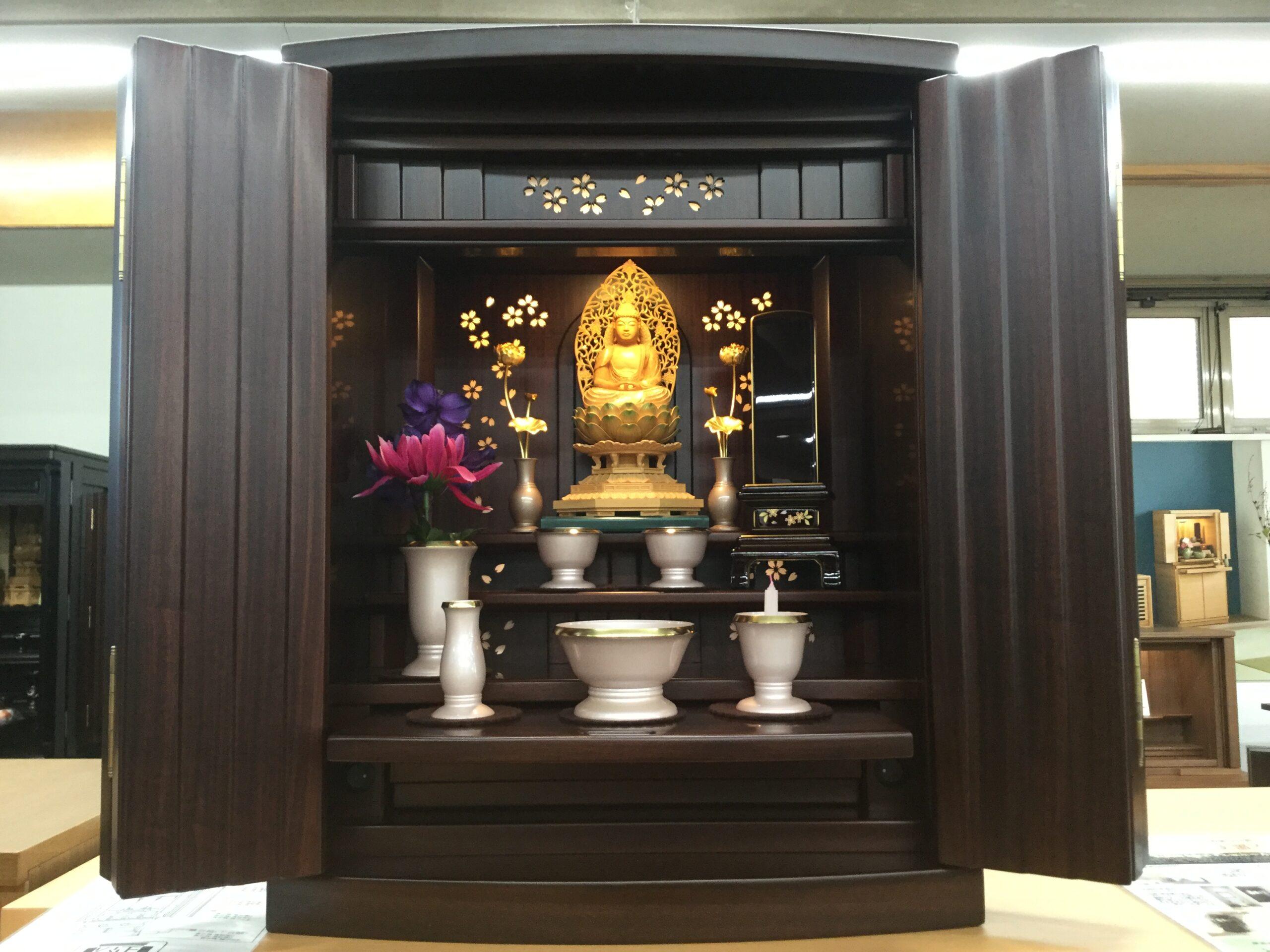 仏壇 上置き仏壇